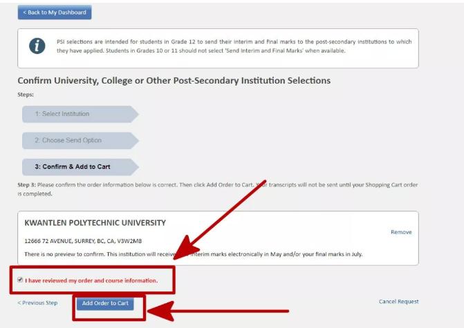 BC省申请大学